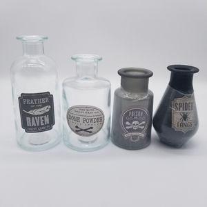 Target Halloween Potion 4 Bottles
